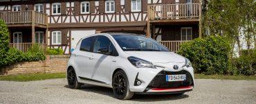 Essai Toyota Yaris GR Sport Le nouvel Automobiliste
