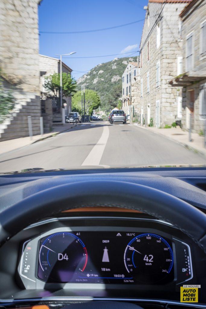 Essai Volkswagen T Cross LNA 10