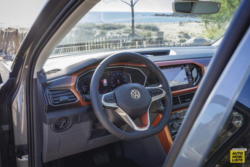 Essai Volkswagen T Cross LNA 102