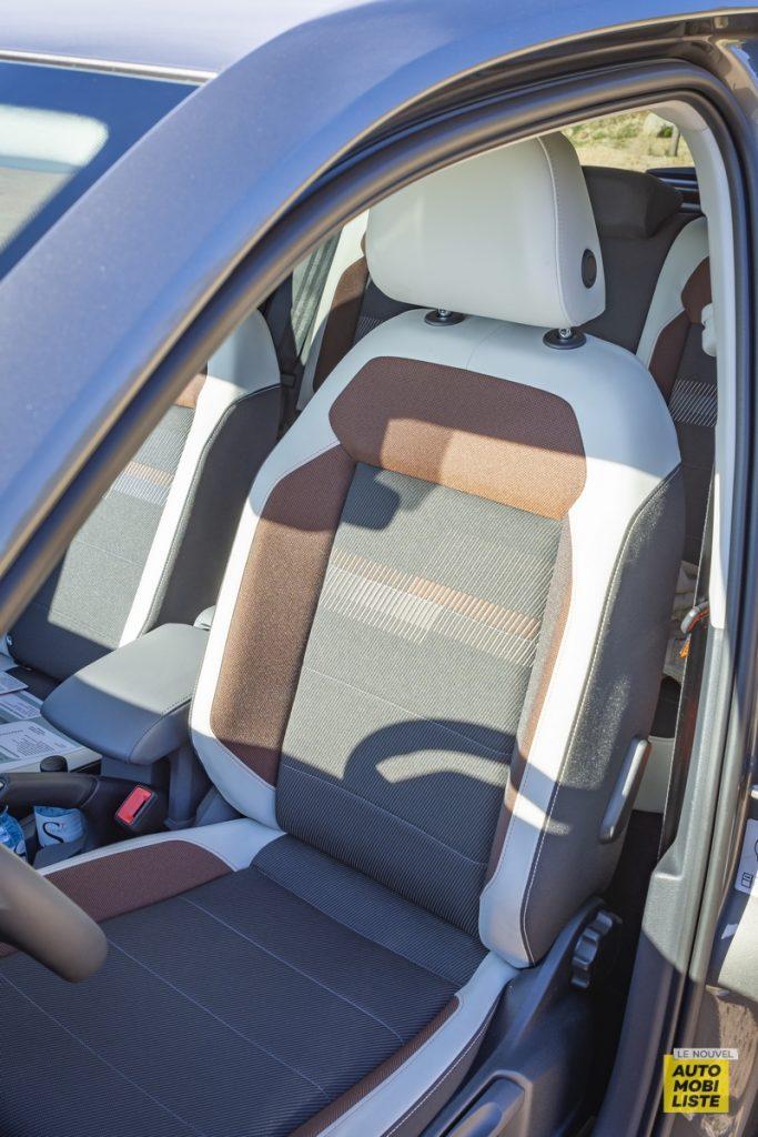 Essai Volkswagen T Cross LNA 105