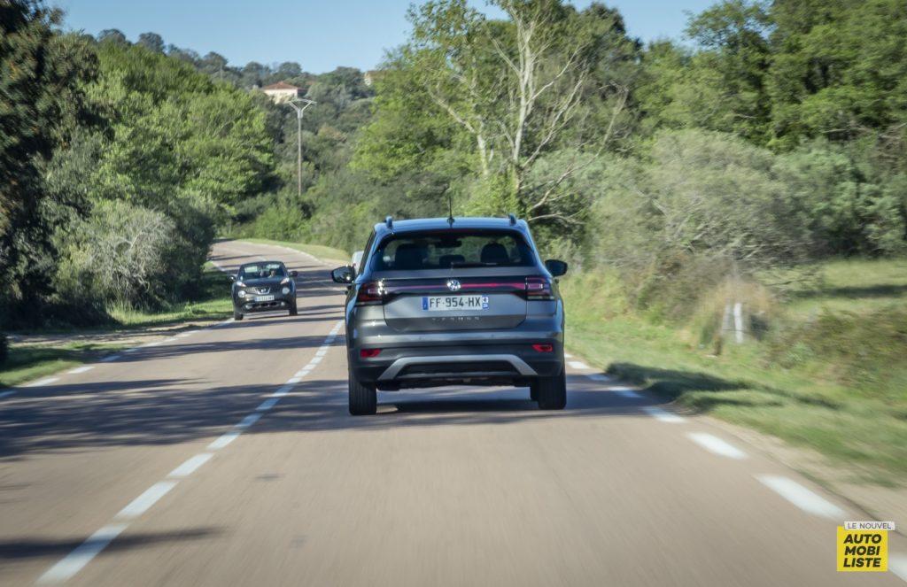 Essai Volkswagen T Cross LNA 14