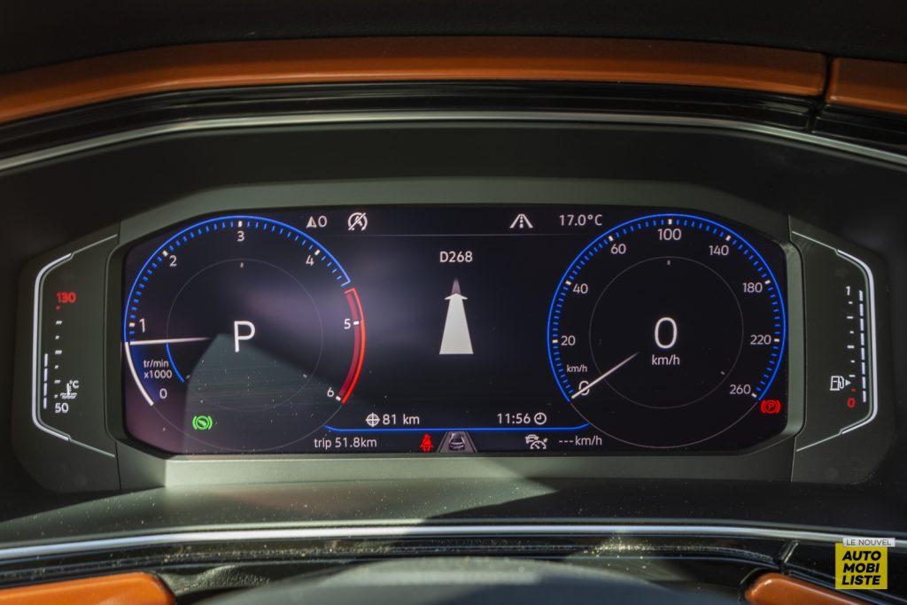 Essai Volkswagen T Cross LNA 171