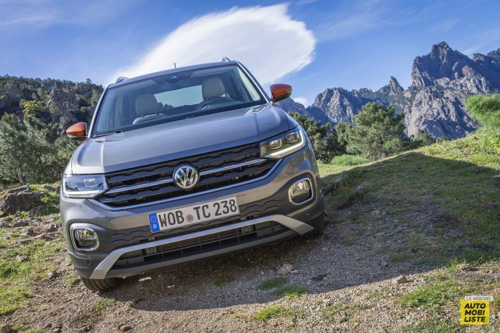 Essai Volkswagen T-Cross Le Nouvel Automobiliste