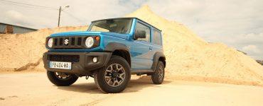 Essai Suzuki Jimny Le Nouvel Automobiliste