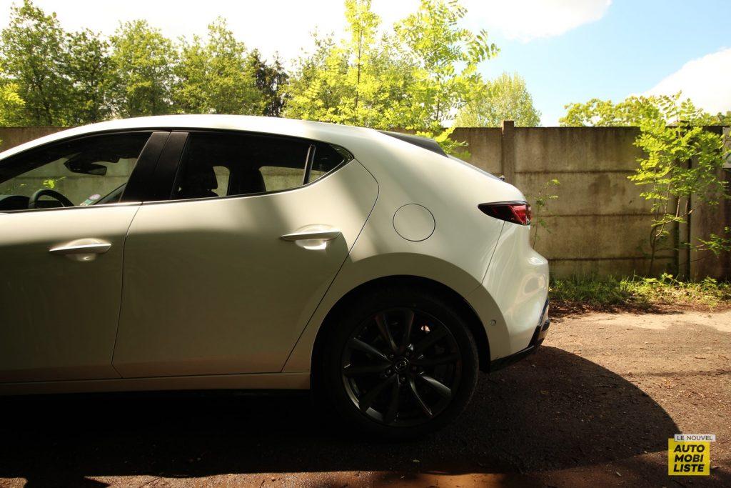 Essai Mazda3 Le Nouvel Automobiliste
