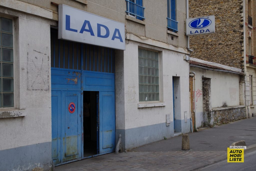 Lada Ivry LNA FM 2019 91