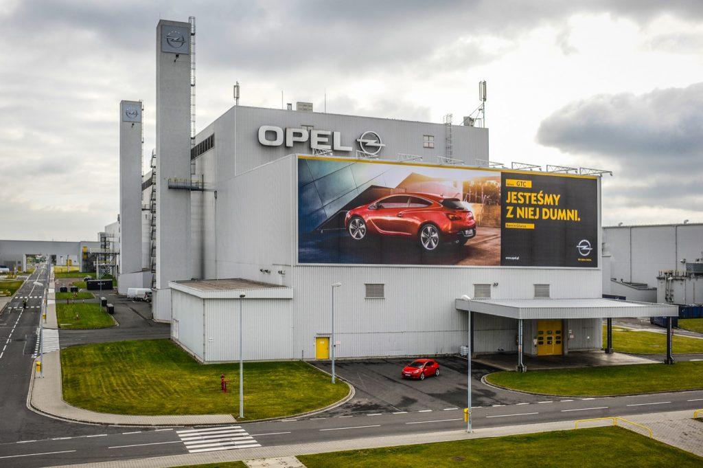 Opel Gliwice