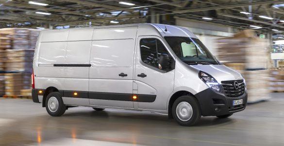 Opel Movano restylé Le Nouvel Automobiliste