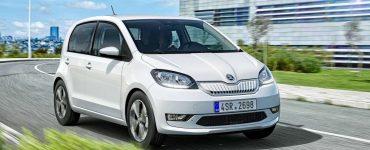 Skoda Citigo-e iV 2019 électrique