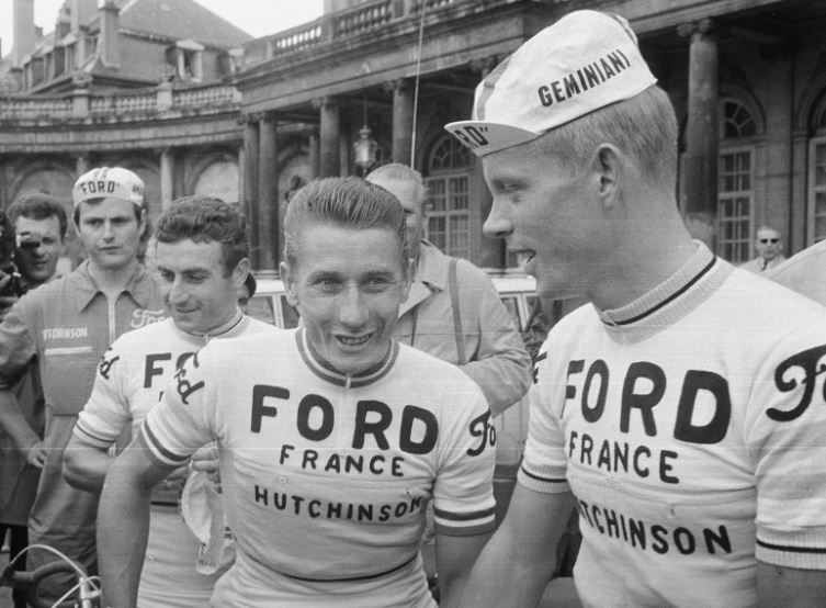 Anquetil Ford Hutchinson 1966
