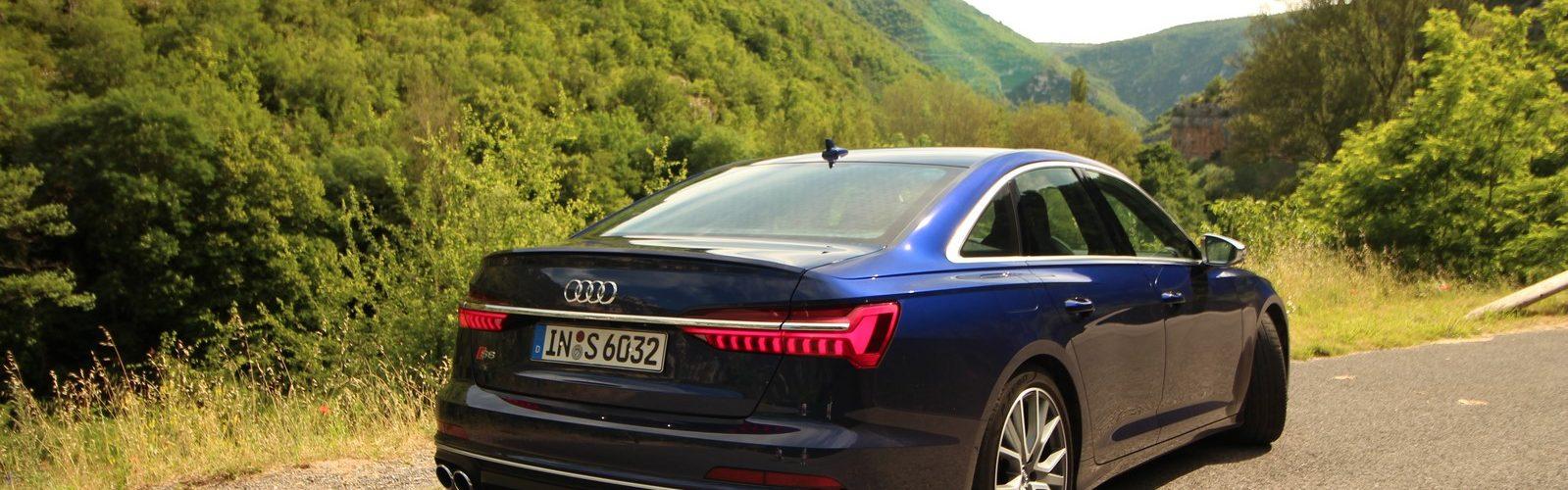 Essai nouvelle Audi S6 Le Nouvel Automobiliste 2019