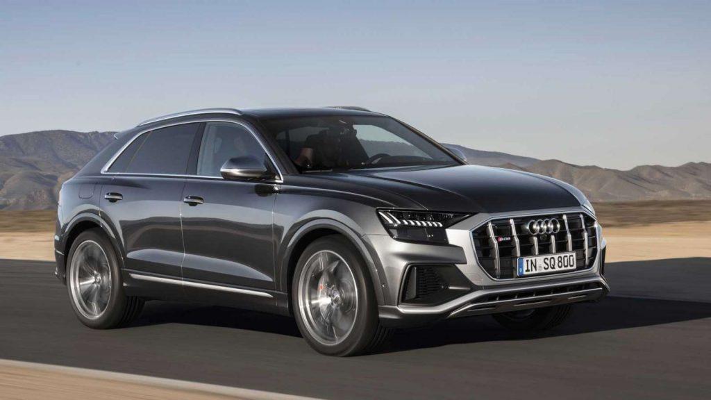 Audi SQ8 2019