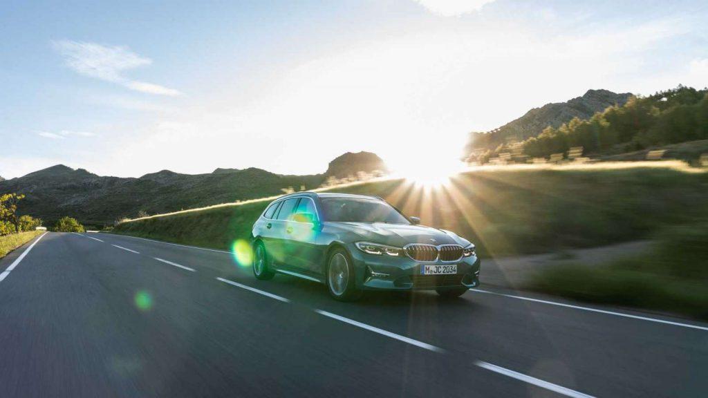 BMW Série 3 Touring 2019 break