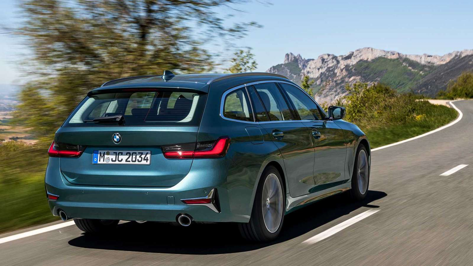 BMW Série 3 Touring 2019 break