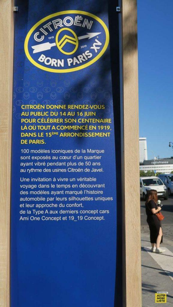 Citroen Expo Beaugrenelle