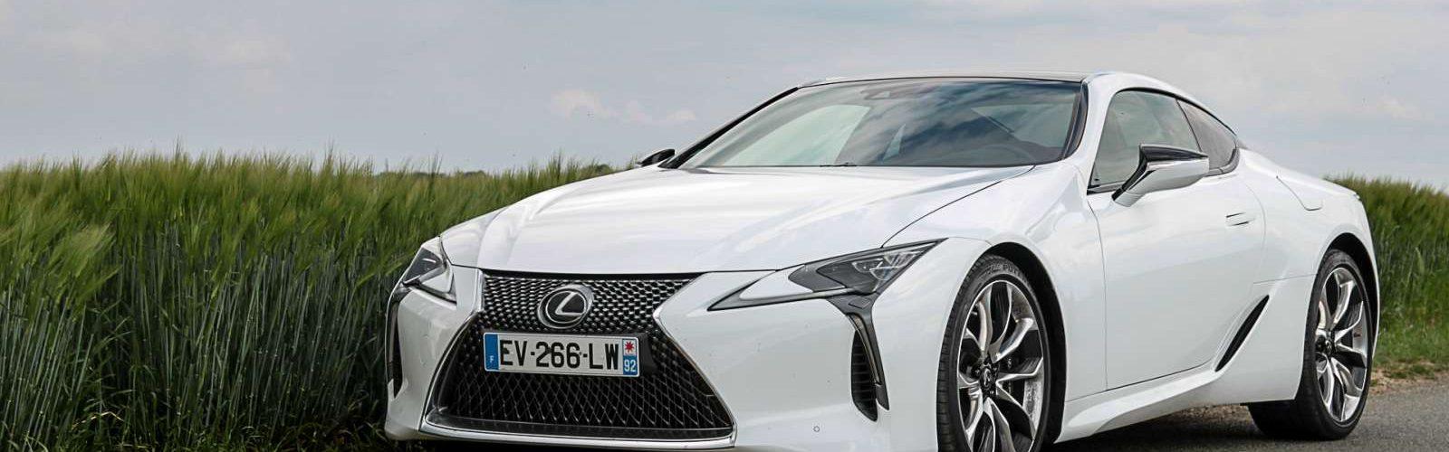 Essai Lexus LC500 Le Nouvel Automobiliste