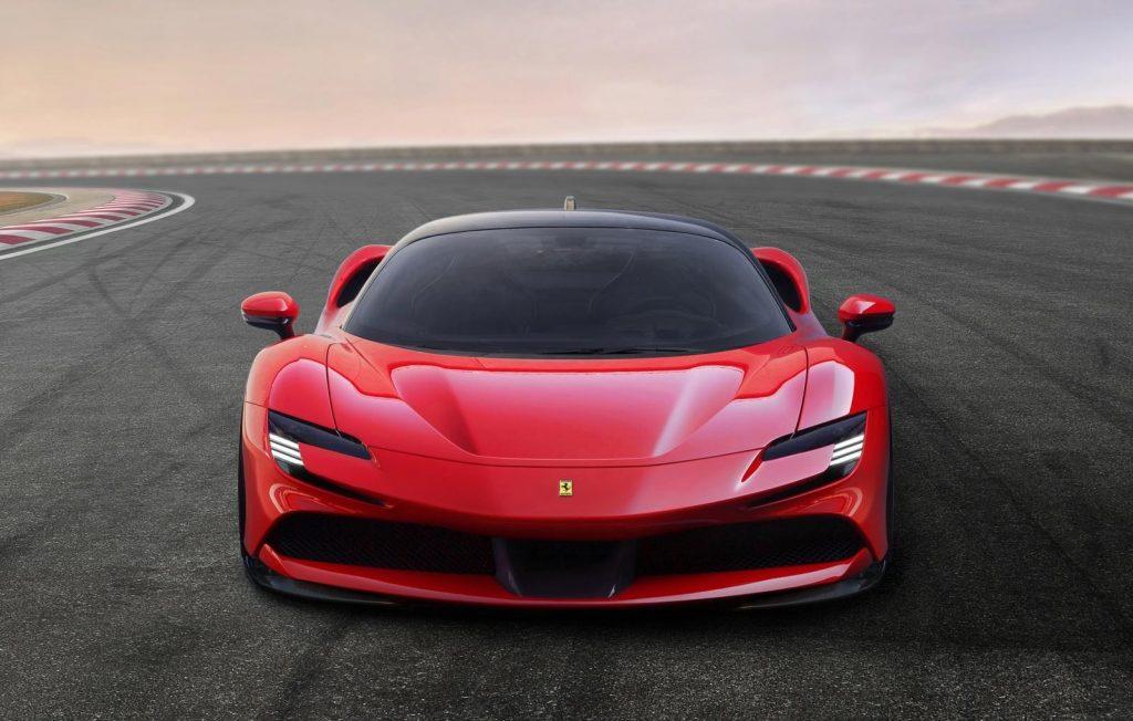 Ferrari SF90 Stradale hybride