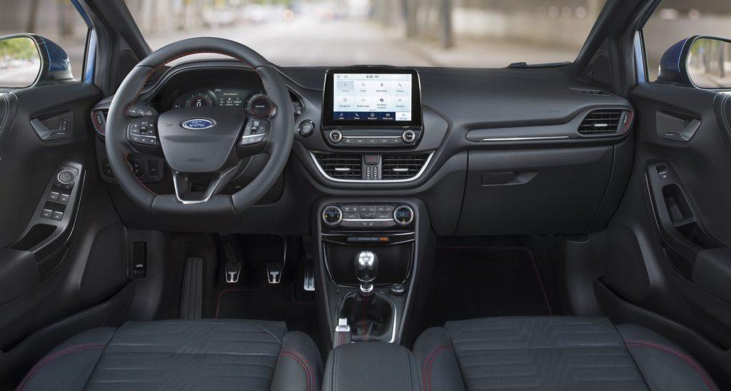 Nouveau Ford Puma 2019 SUV
