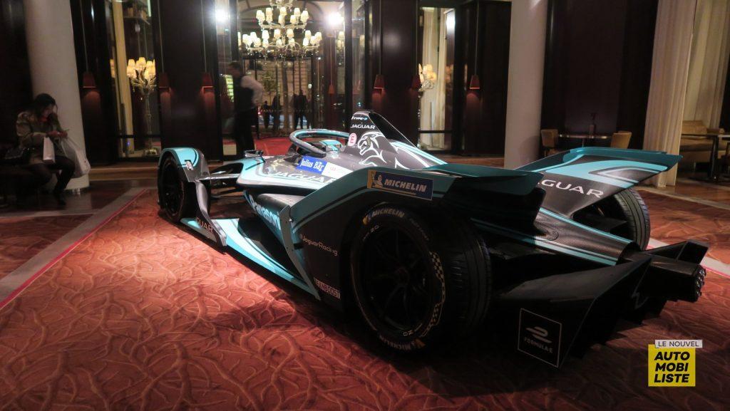 Jaguar I Type III Formule E 10