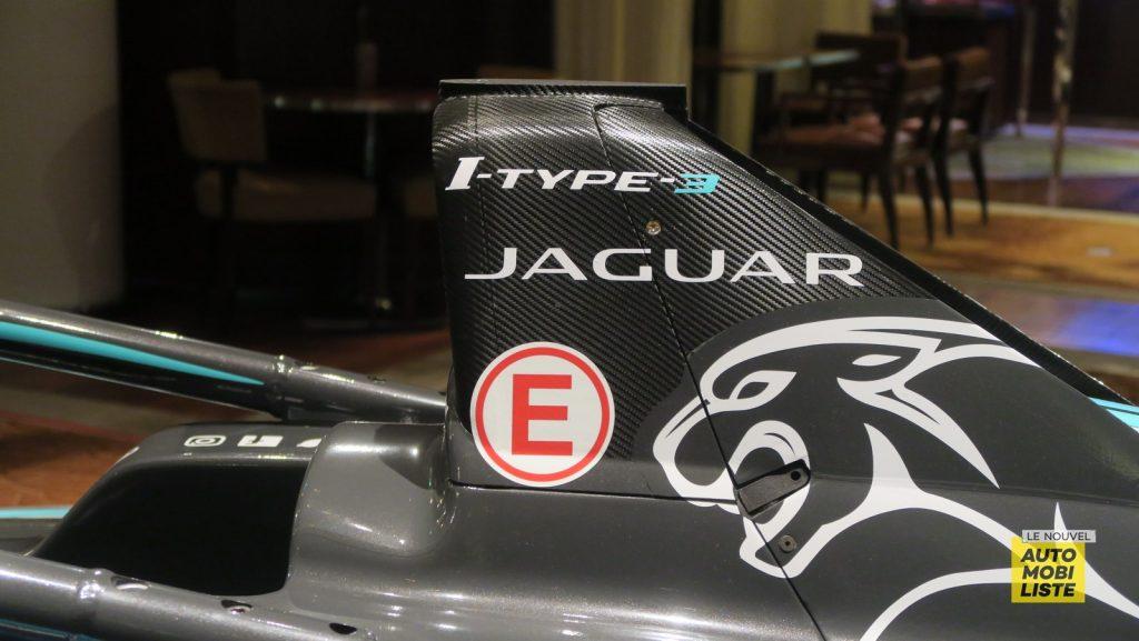Jaguar I Type III Formule E 11