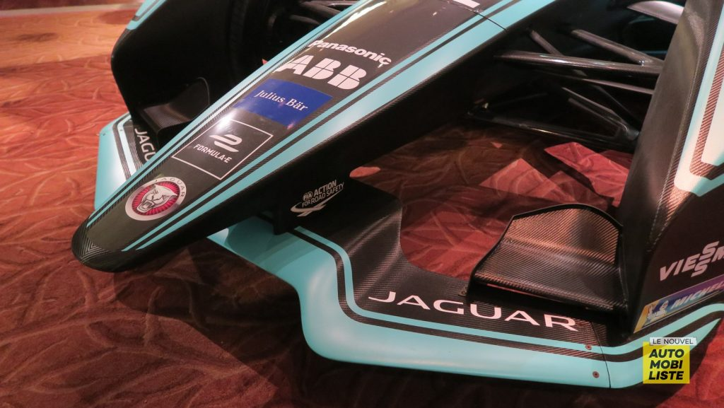 Jaguar I Type III Formule E 12