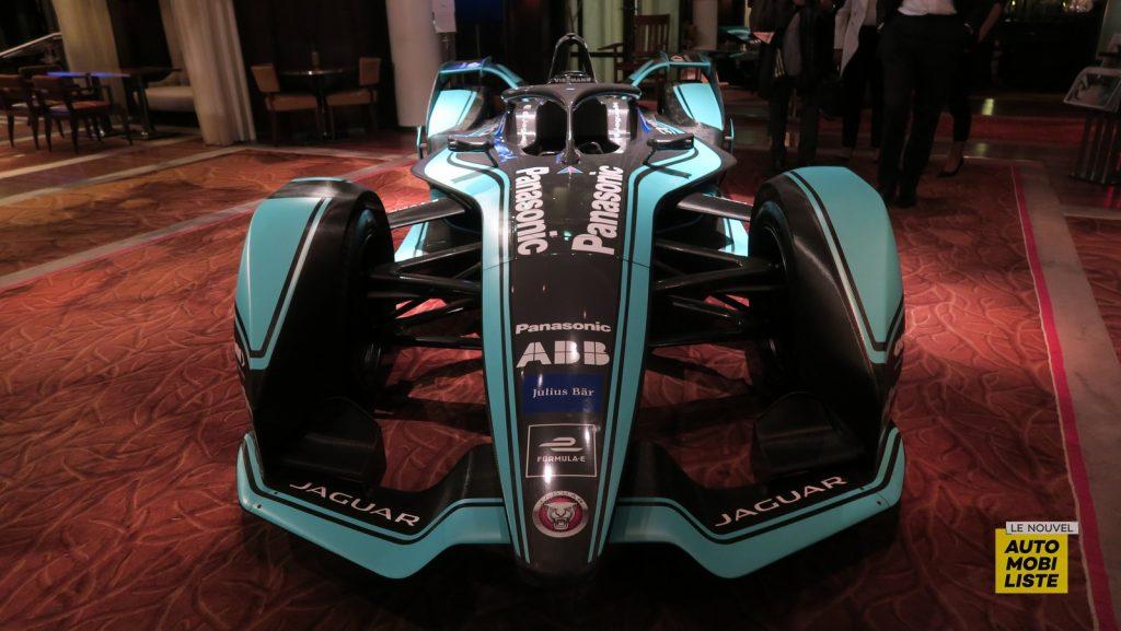 Jaguar I Type III Formule E 15