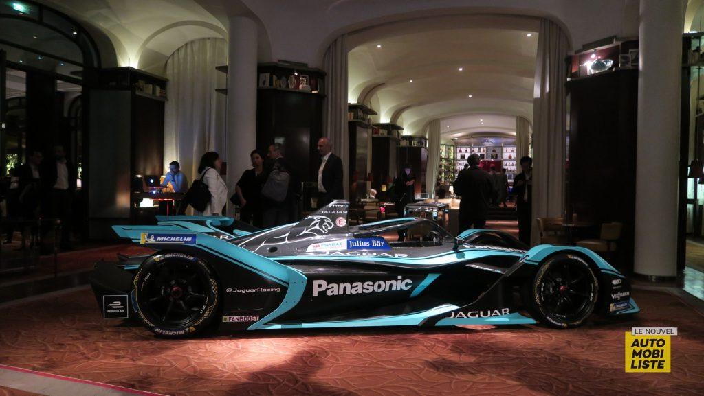 Jaguar I Type III Formule E 17