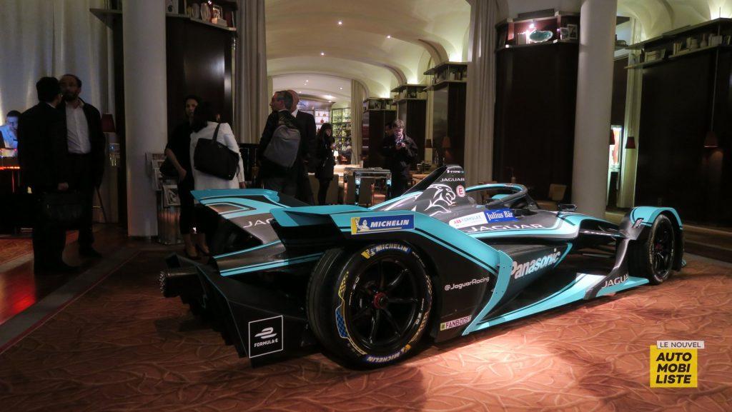 Jaguar I Type III Formule E 18