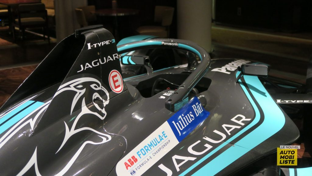 Jaguar I Type III Formule E 19