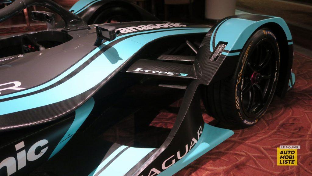Jaguar I Type III Formule E 20