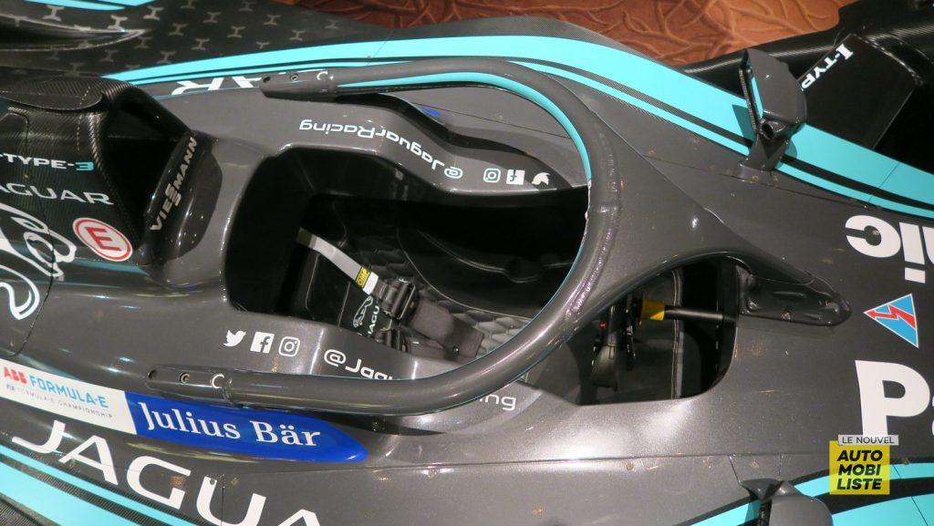 Jaguar I Type III Formule E 22