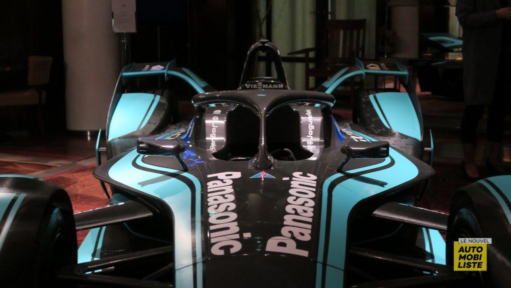 Jaguar I Type III Formule E 24