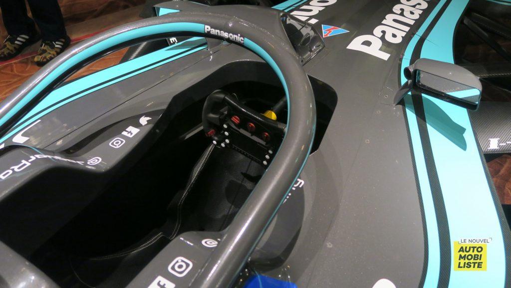 Jaguar I Type III Formule E 5