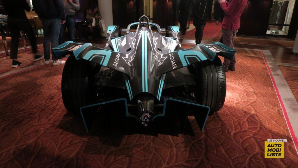 Jaguar I Type III Formule E 7