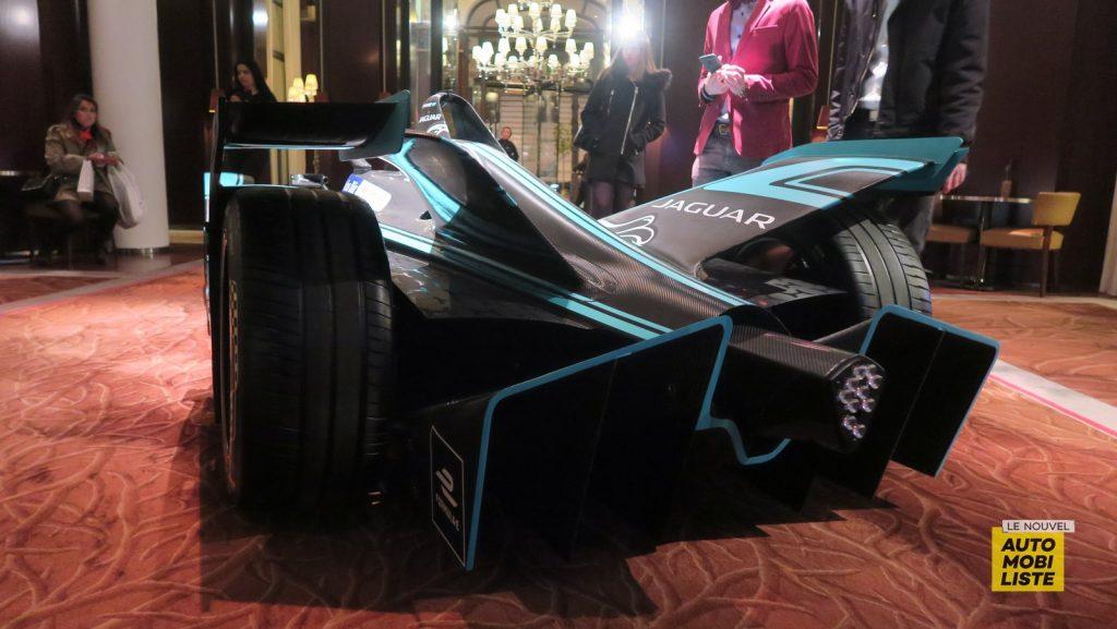Jaguar I Type III Formule E 8
