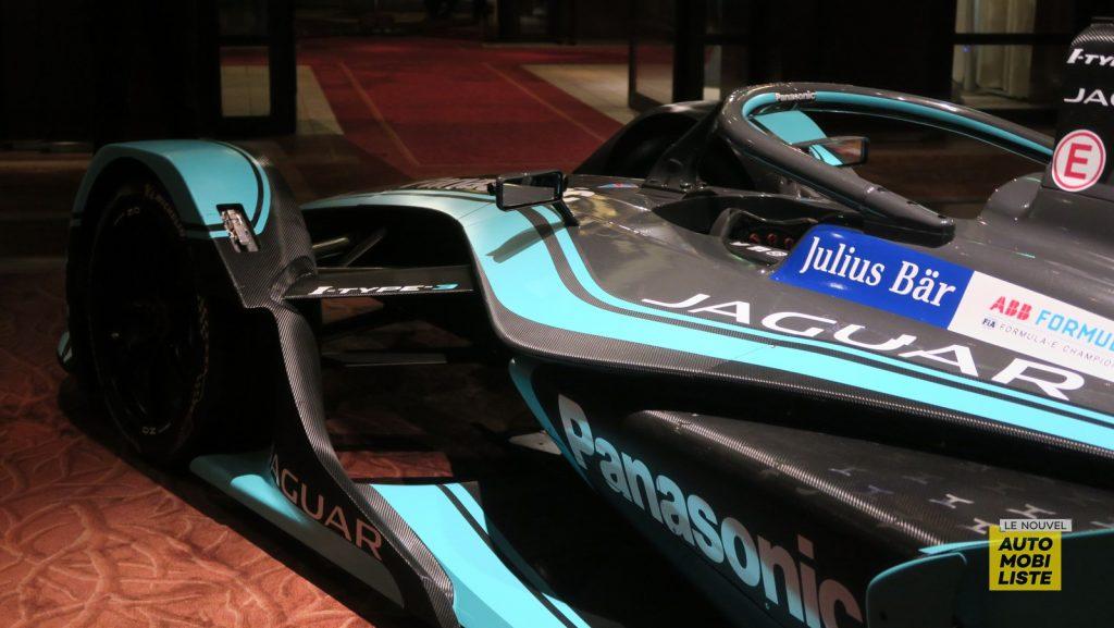 Jaguar I Type III Formule E 9