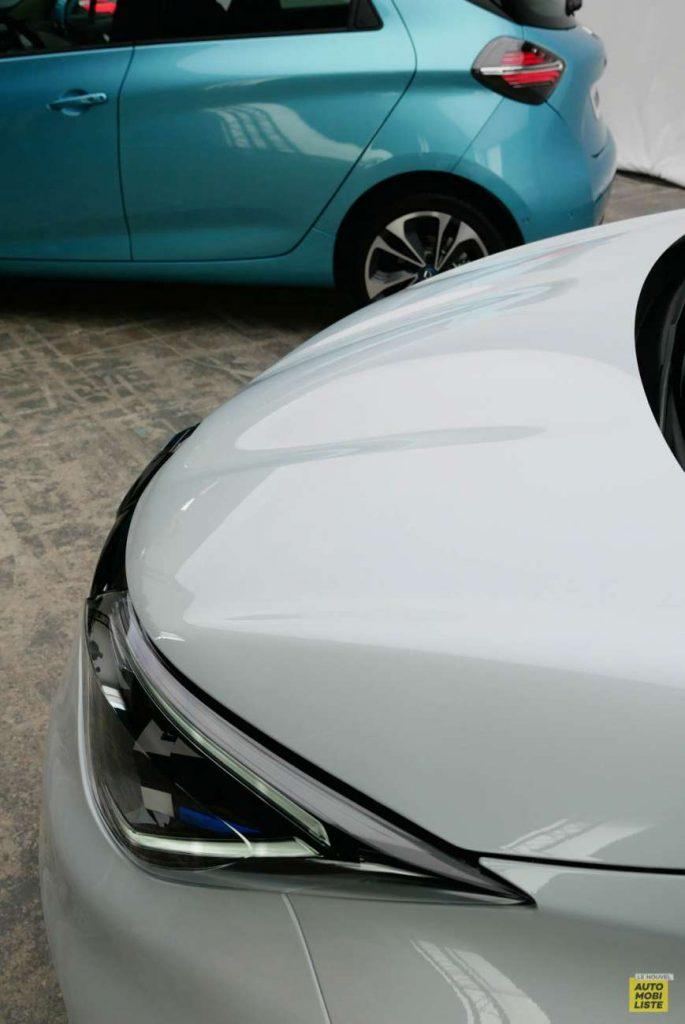 Nouvelle Renault Zoé restylée