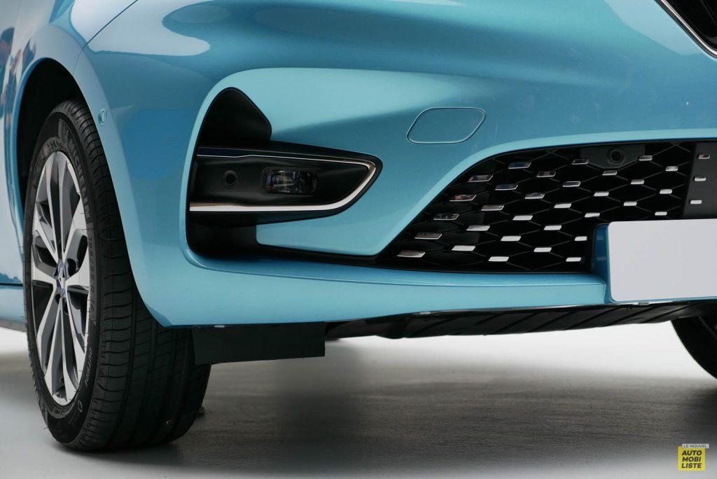 Nouvelle Renault Zoé 2019 Intens