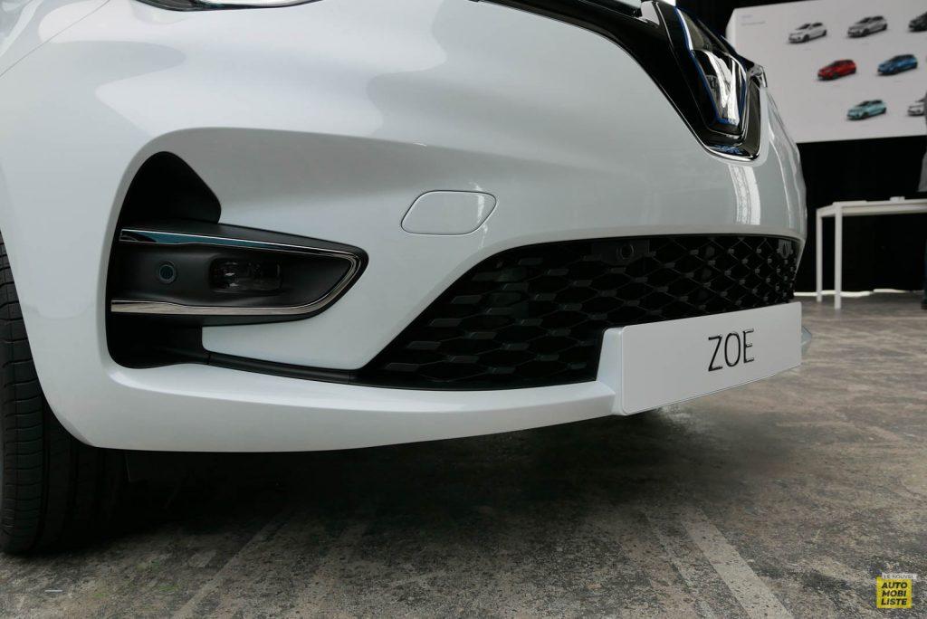 Renault Zoé restylée 2019 Zen