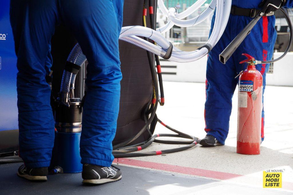 Le Mans 2019 Journee Test LNA FM 2019 446