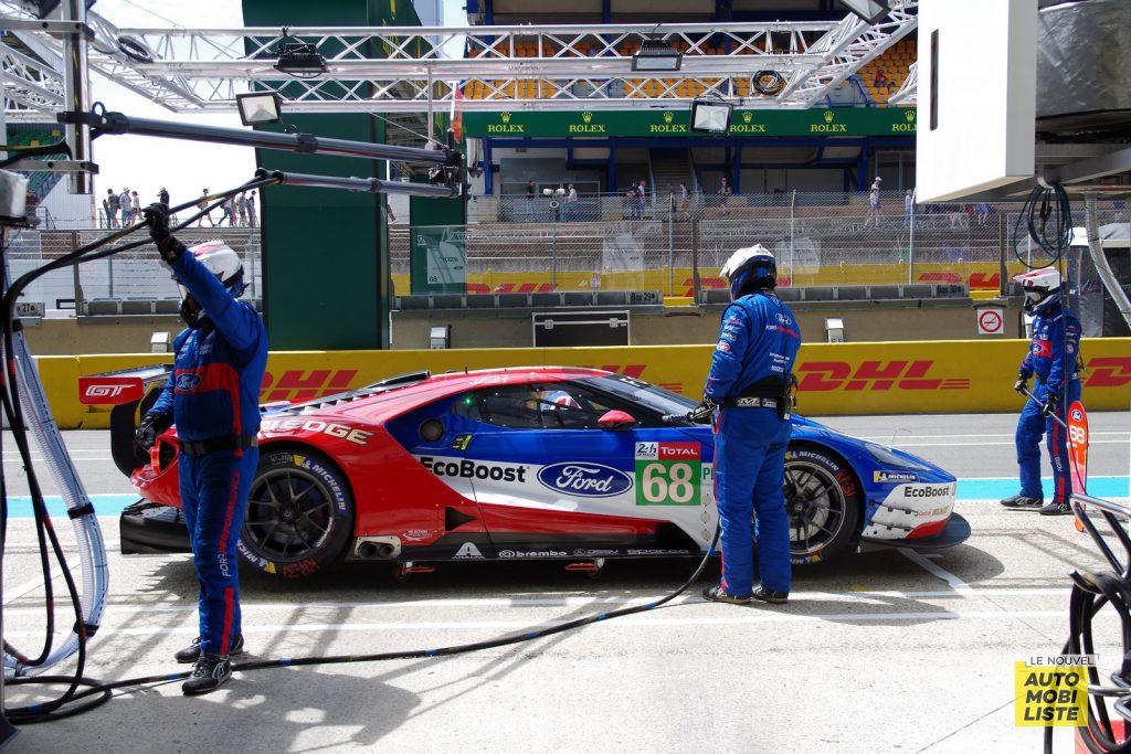Le Mans 2019 Journee Test LNA FM 2019 450
