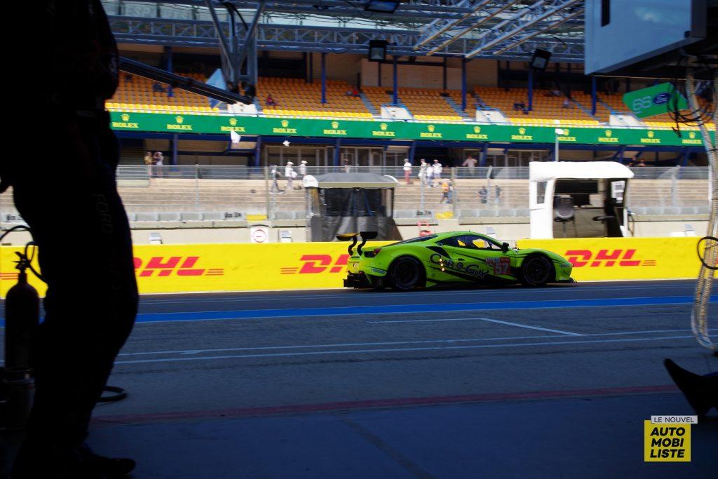 Le Mans 2019 Journee Test LNA FM 2019 83