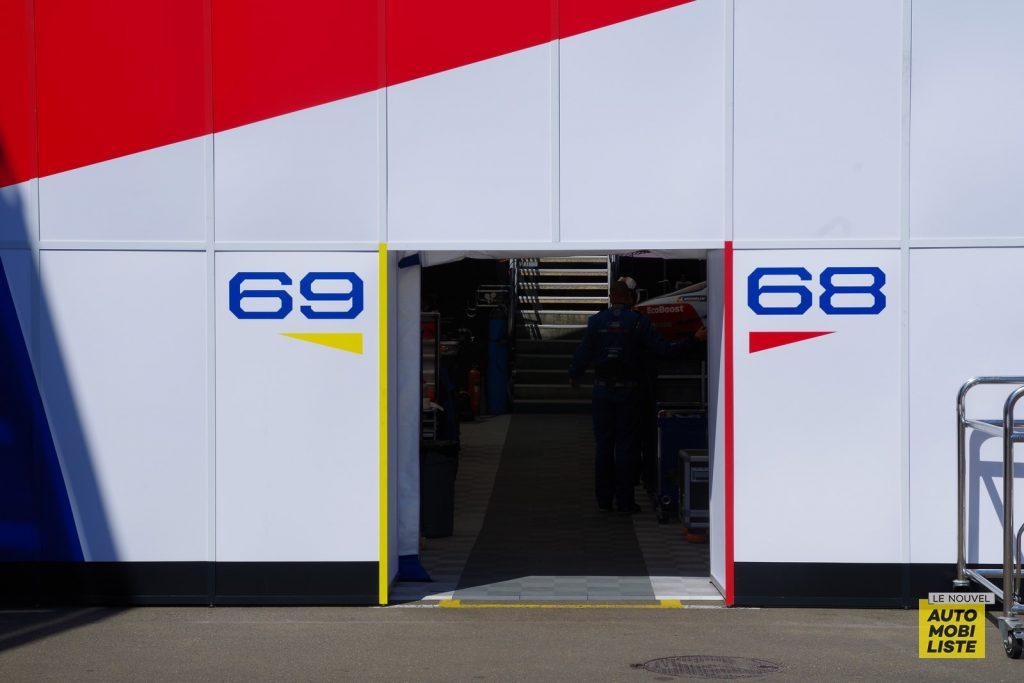Le Mans 2019 Journee Test LNA FM 2019 9