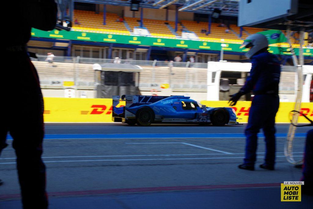 Le Mans 2019 Journee Test LNA FM 2019 91