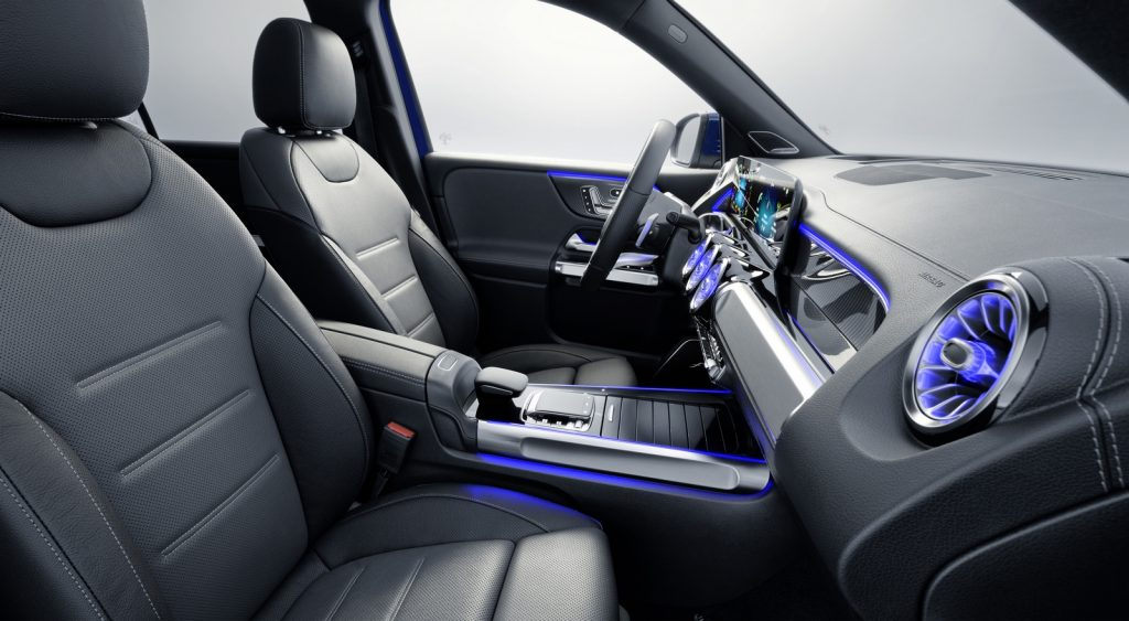 Mercedes-Benz GLB Le Nouvel Automobiliste