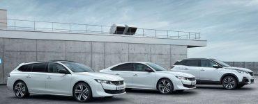 Gamme Peugeot Hybrid