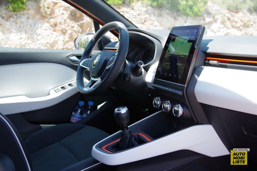 Renault Clio V 2019 LNA FM 87