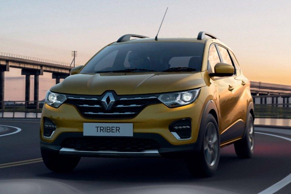 Renault Triber 2019