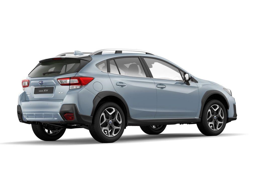 prix Subaru XV e-Boxer hybride 2019