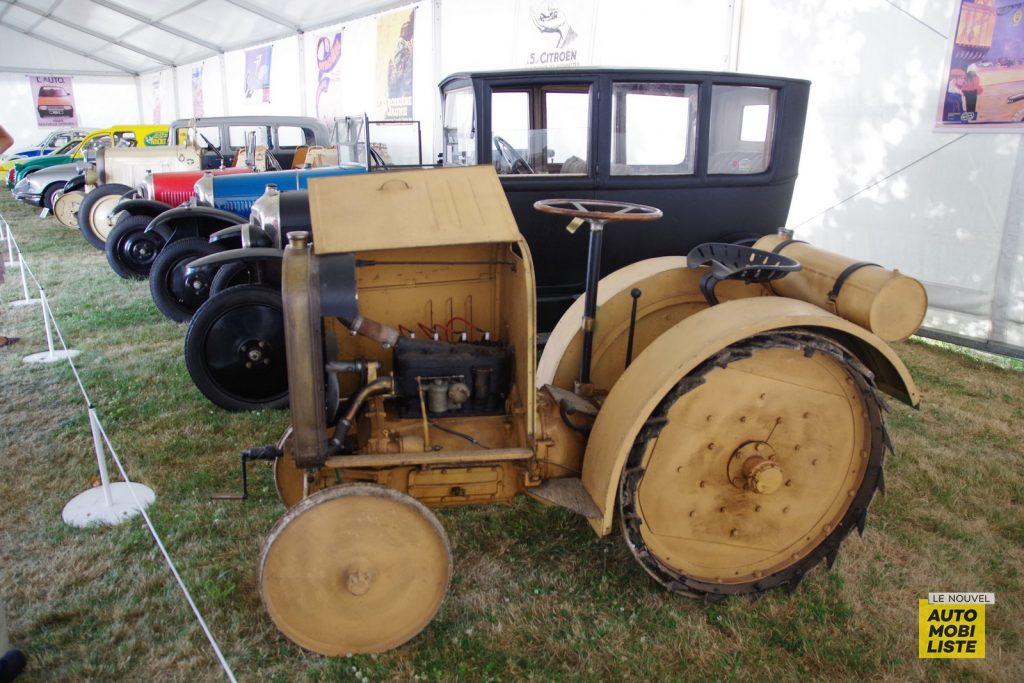 Centenaire Citroen LNA FM 2019 Tracteur 2